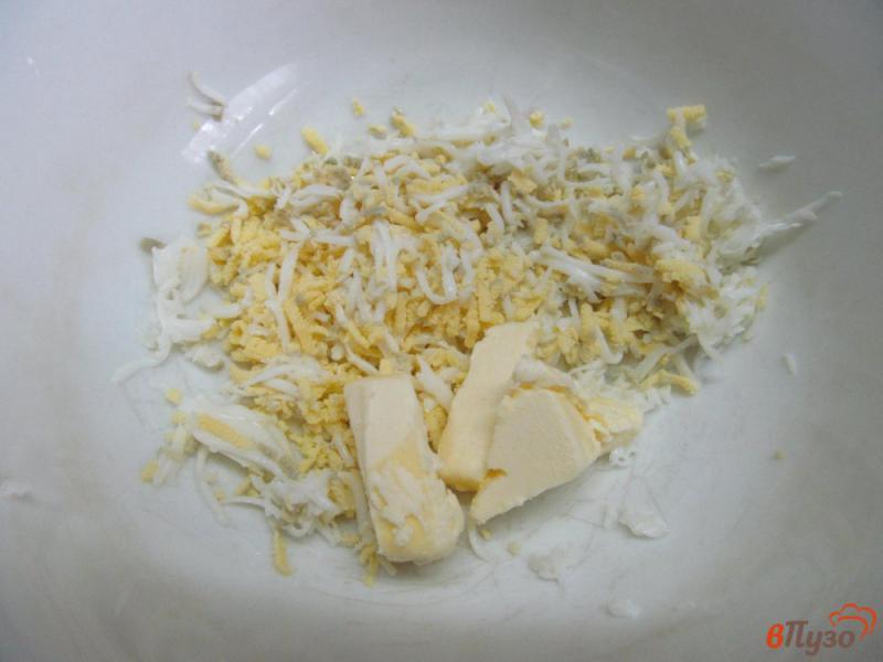 Фото приготовление рецепта: Сливочная намазка со шпротами шаг №1