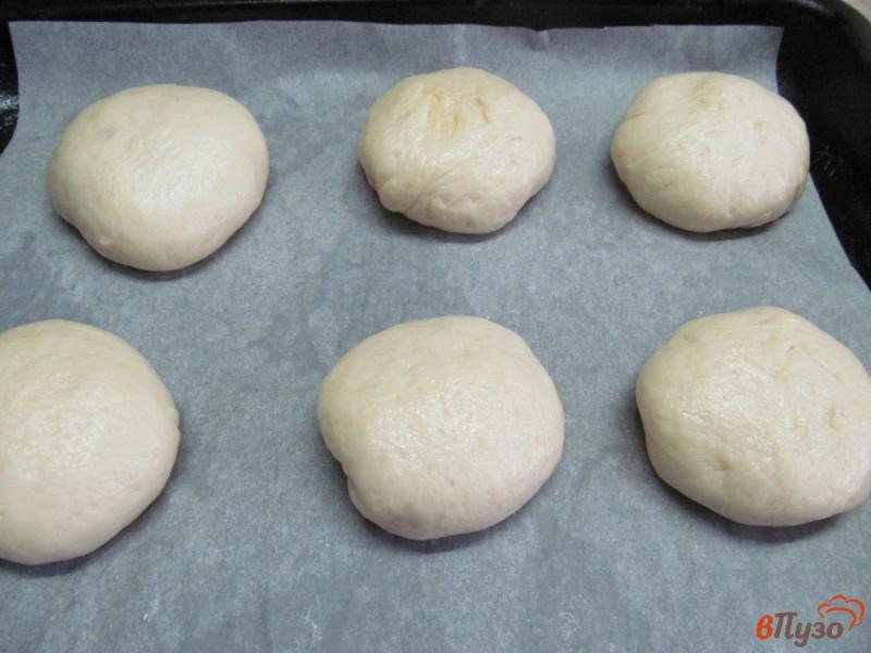 Фото приготовление рецепта: Венские булочки шаг №9