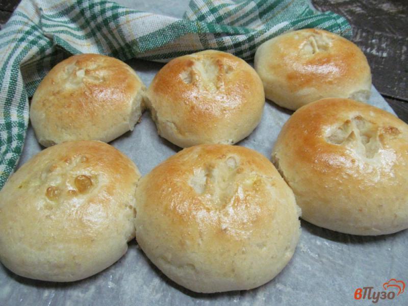 Фото приготовление рецепта: Венские булочки шаг №12