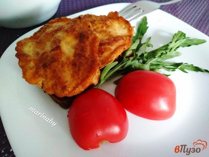 Фото приготовление рецепта: Рубленные котлеты из свинины шаг №5