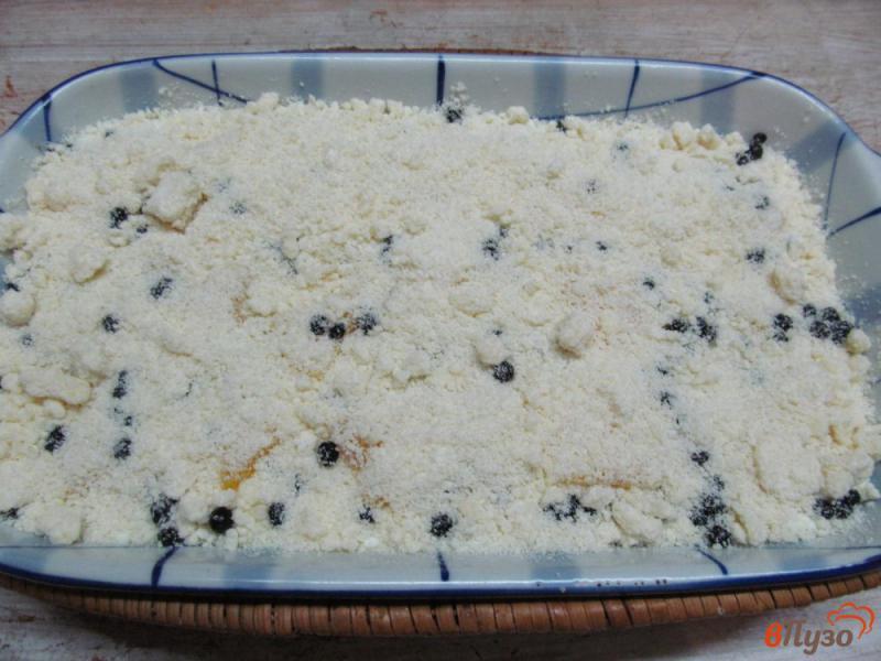 Фото приготовление рецепта: Печенье с творогом и апельсином шаг №7
