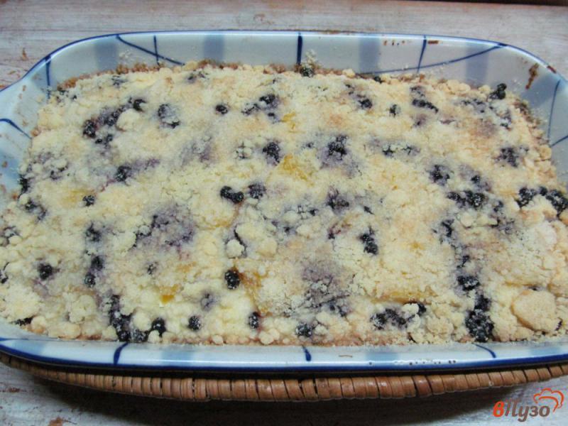 Фото приготовление рецепта: Печенье с творогом и апельсином шаг №8