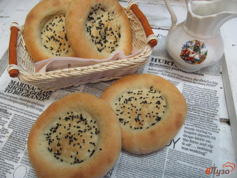 Фото приготовление рецепта: Азербайджанский чурек шаг №8
