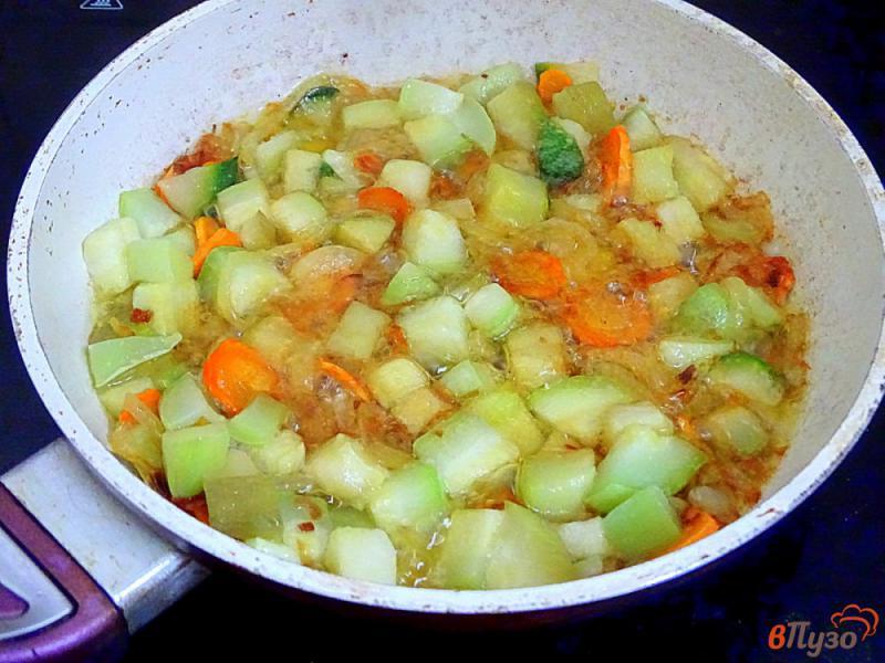 Суп-пюре из кабачков с картофелем - рецепт пошаговый с фото