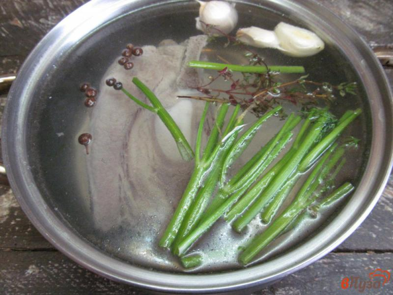Фото приготовление рецепта: Вьетнамский суп Фо Бо шаг №1