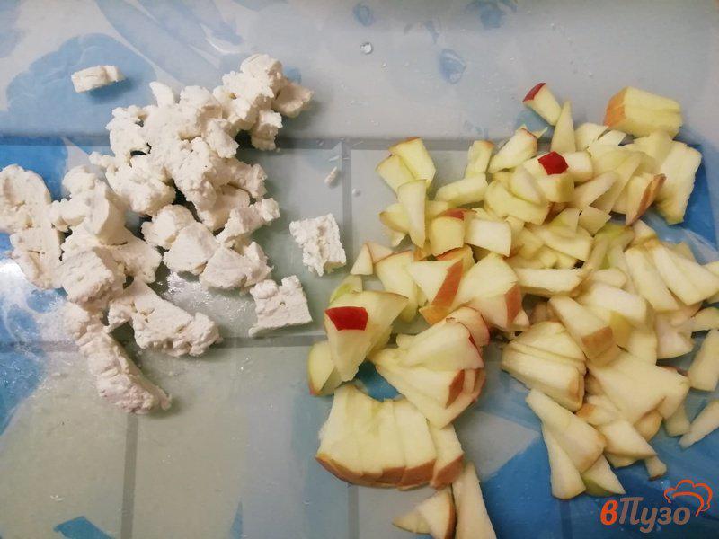 Фото приготовление рецепта: Сладкий «рваный пирог» из лаваша шаг №2