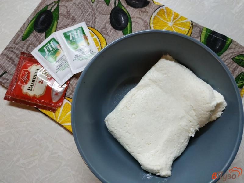 Фото приготовление рецепта: Конфеты ПП Рафаэлло шаг №1