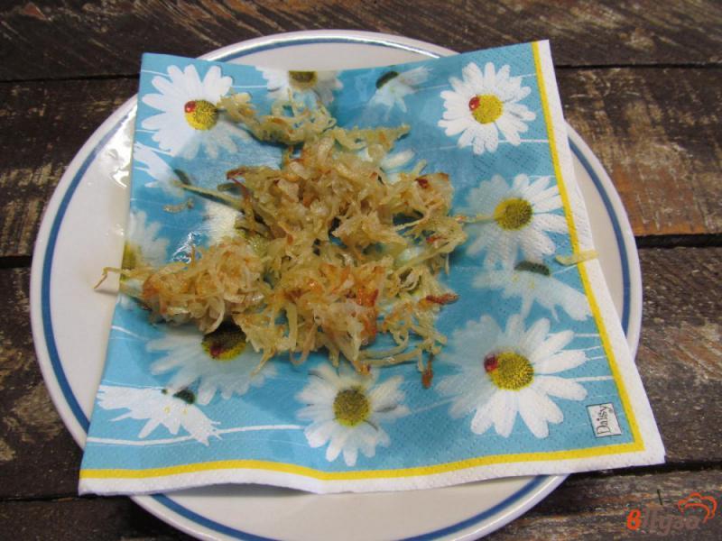 Фото приготовление рецепта: Салат с картофелем пай шаг №2