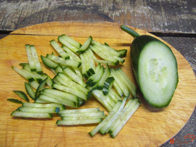 Фото приготовление рецепта: Салат с картофелем пай шаг №3