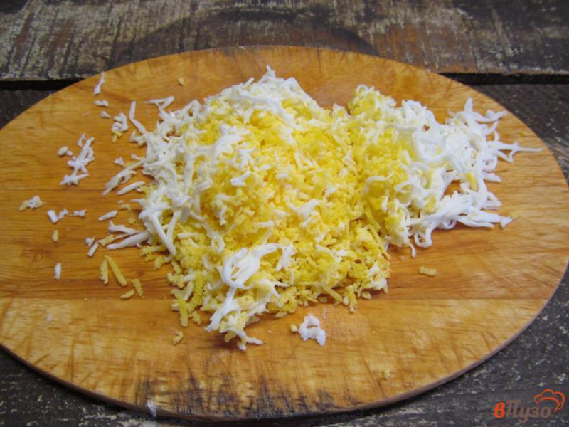 Фото приготовление рецепта: Салат с картофелем пай шаг №5