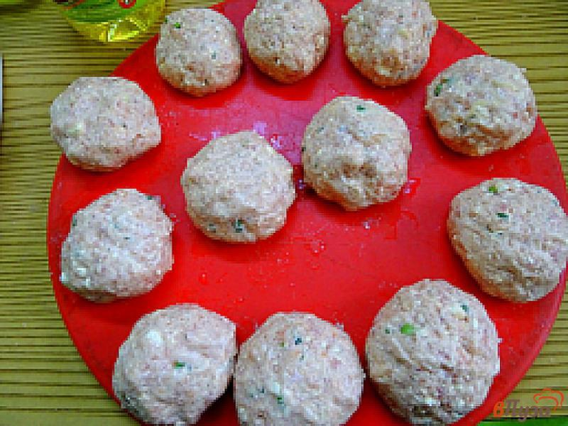 Фото приготовление рецепта: Котлеты с творогом диетические шаг №3