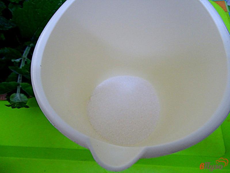 Фото приготовление рецепта: Мятный сахар шаг №3