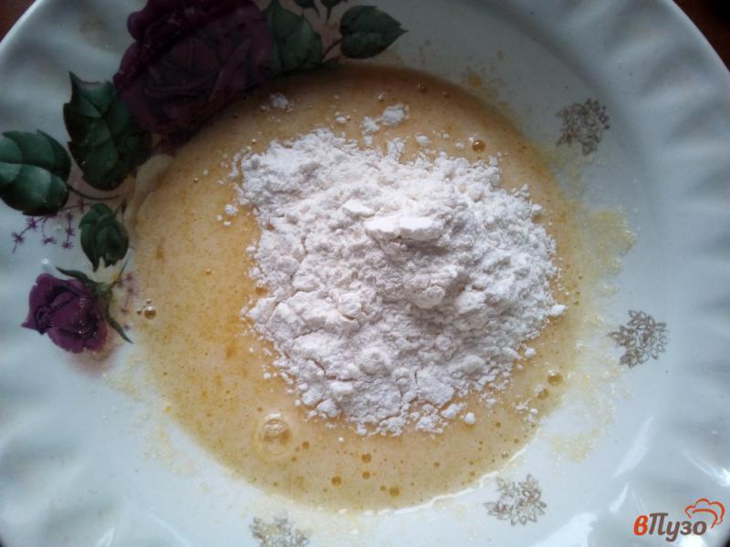 Фото приготовление рецепта: Шоколадный наполеон шаг №8