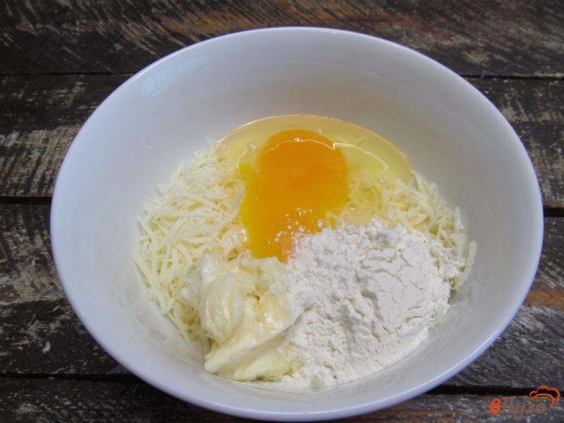 Фото приготовление рецепта: Картофельный суп с клецками из сыра шаг №5