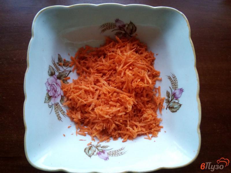 Фото приготовление рецепта: Салат из моркови шаг №1