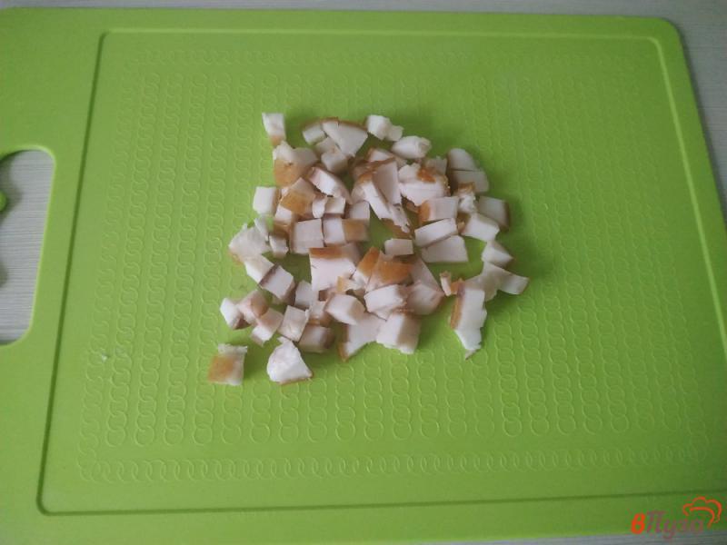 Фото приготовление рецепта: Полевой суп с пшеном шаг №4