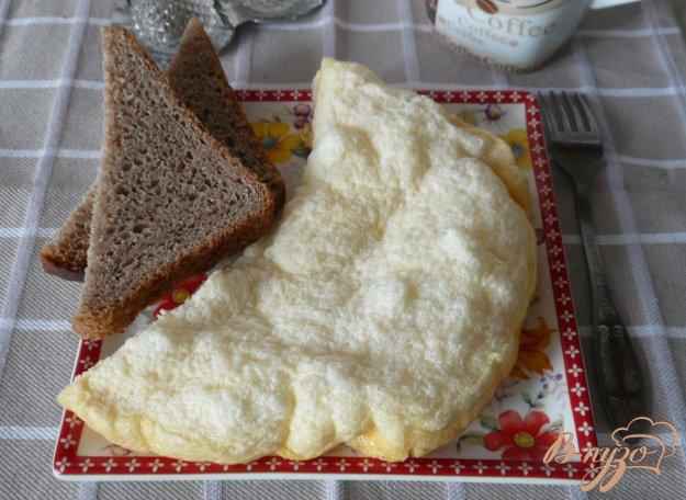 Домашний омлет на сливках со специями - рецепт пошаговый с фото
