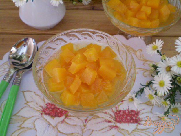 варенье из тыквы с лимонной кислотой
