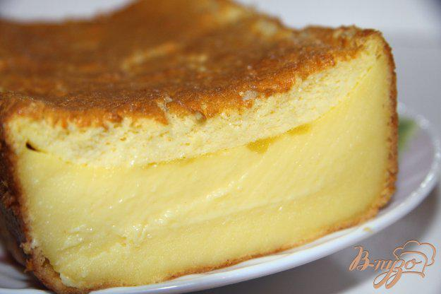 фото рецепта: « Умный» трехслойный пирог
