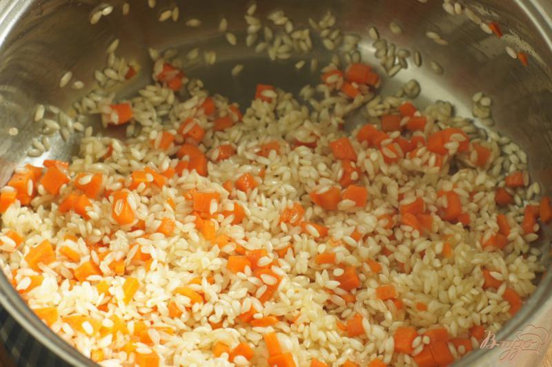 Морковь С Рисом Для Похудения.