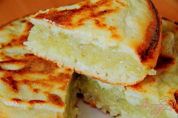 пирог с картошкой в мультиварке рецепты