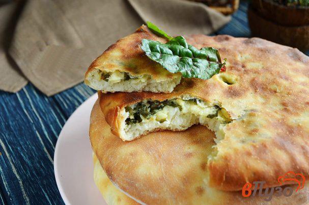 фото рецепта: Осетинский пирог «Сахараджин»