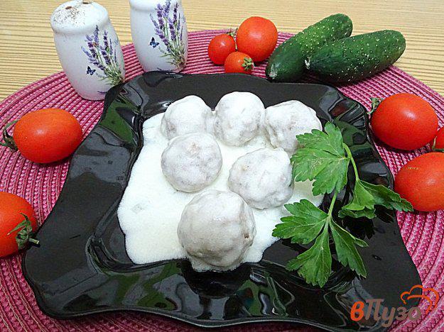 Тефтели диетические - рецепт приготовления на пару | 468x625