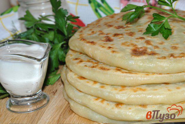 Чуду с картофелем сыром и зеленью - рецепт пошаговый с фото