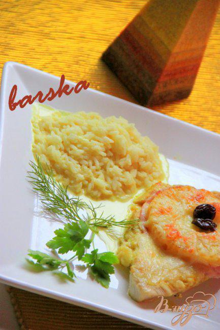 Фото приготовление рецепта: Шницель из филе индейки с ананасами шаг №5