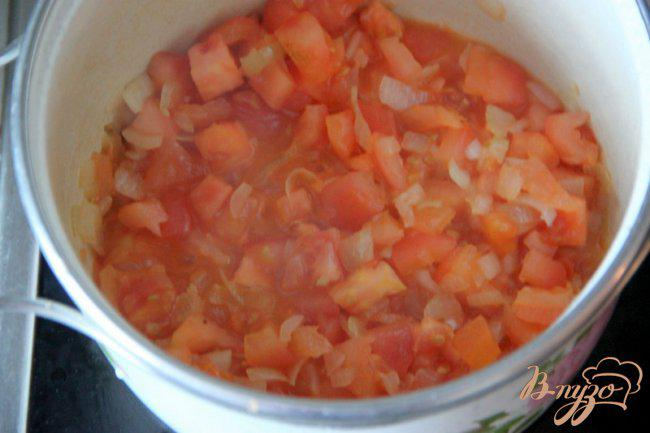 Фото приготовление рецепта: Турецкий суп-пюре из красной чечевицы шаг №2
