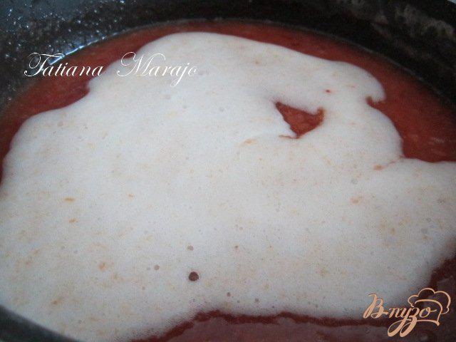 Фото приготовление рецепта: Персиковый конфитюр с пивом шаг №3