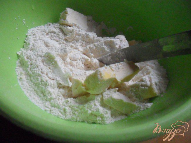 Фото приготовление рецепта: Печенье «Гусиные лапки» шаг №1