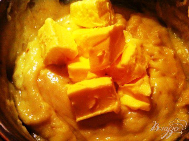 Фото приготовление рецепта: Пирожные «Медовые» шаг №8