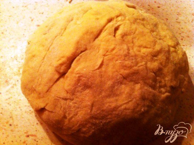 Фото приготовление рецепта: Пирожные «Медовые» шаг №3