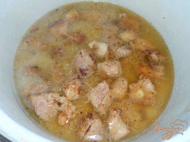 Фото приготовление рецепта: Лагман со свининой шаг №1