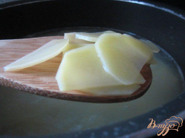 Фото приготовление рецепта: Пирог «Курник» шаг №5