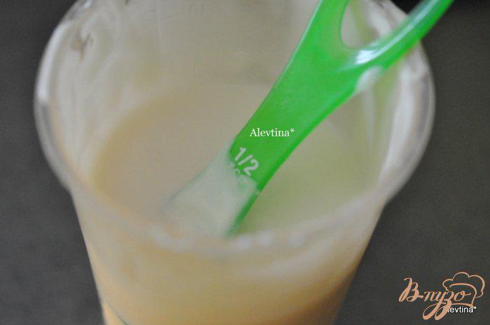 Фото приготовление рецепта: Булочки со сливочным сыром шаг №10