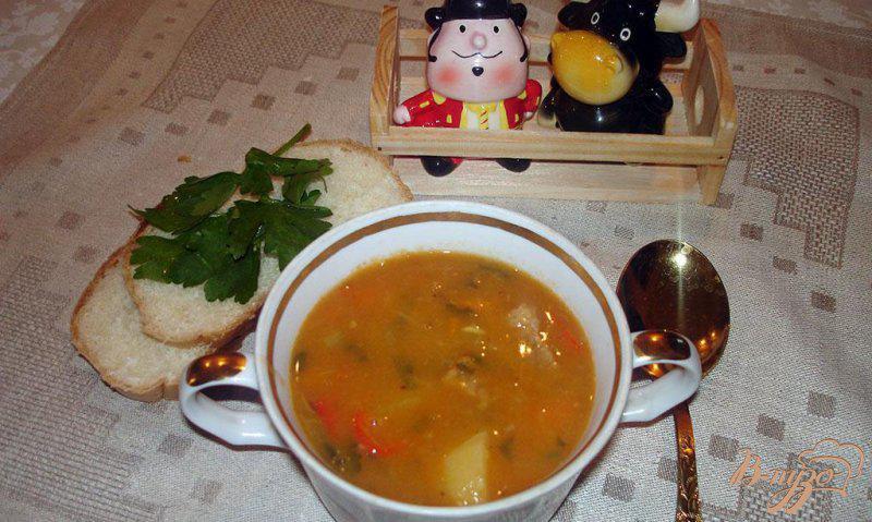 Фото приготовление рецепта: Медярский Бограч шаг №6