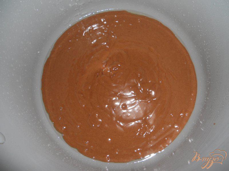 Фото приготовление рецепта: Постная медовая коврижка шаг №10