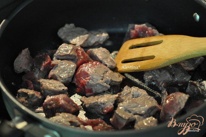 Фото приготовление рецепта: Суп из чечевицы с говядиной шаг №1