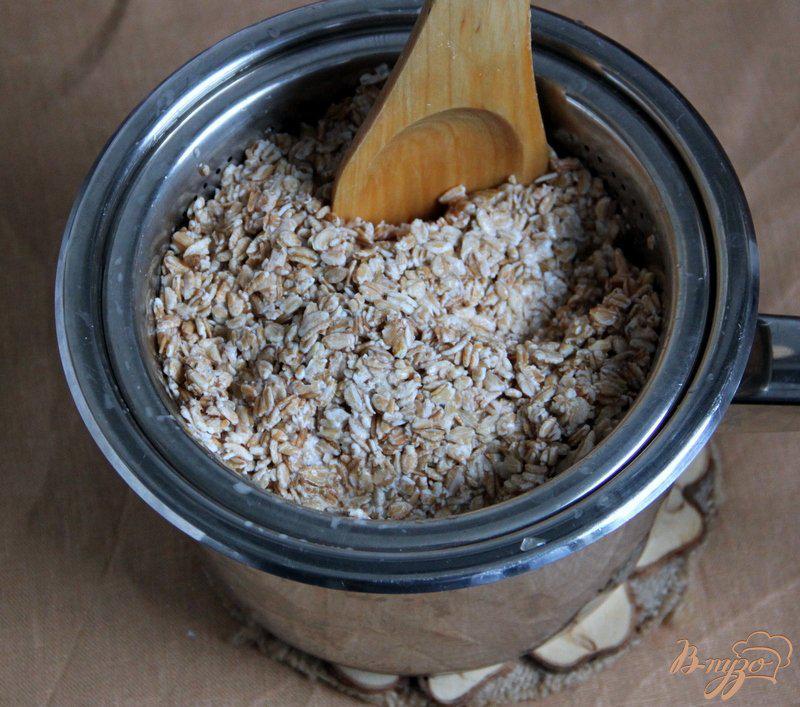 Фото приготовление рецепта: Ягодный кисель на «геркулесе» шаг №2