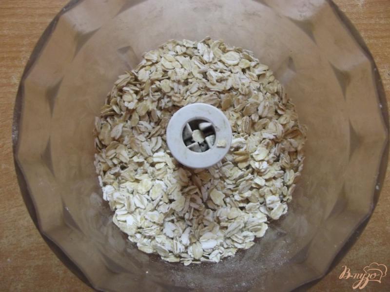 Фото приготовление рецепта: Булочки овсяные с клетчаткой шаг №1