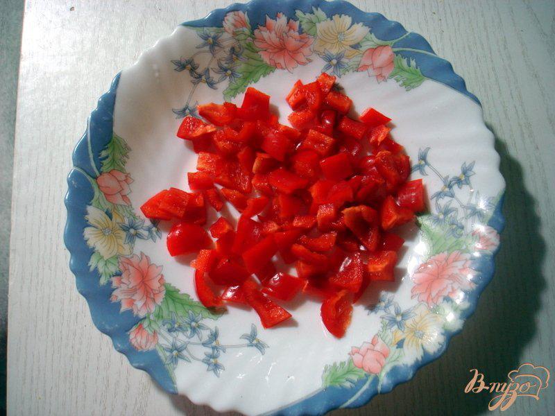 Фото приготовление рецепта: Рагу с грибами и брокколи шаг №2