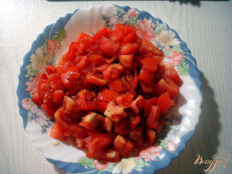 Фото приготовление рецепта: Рагу с грибами и брокколи шаг №4