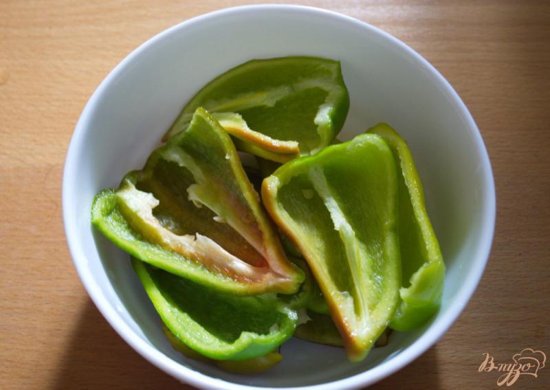 Фото приготовление рецепта: Аджика из кабачка с добавлением яблок шаг №1