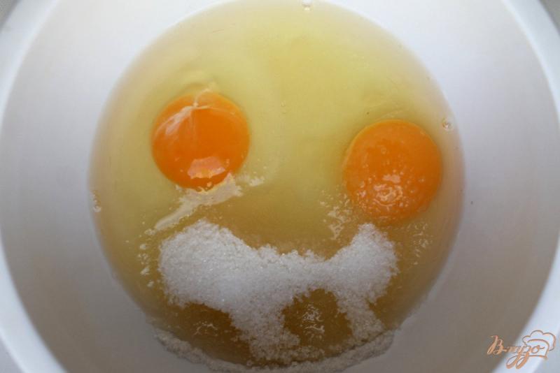 Фото приготовление рецепта: Медовое печенье с имбирем шаг №1