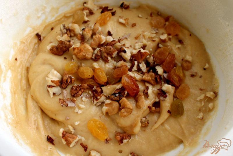 Фото приготовление рецепта: Медовое печенье с имбирем шаг №5