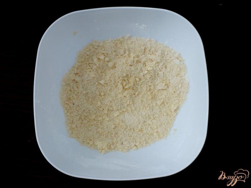 Фото приготовление рецепта: Кростата с кремом из рикотты шаг №2