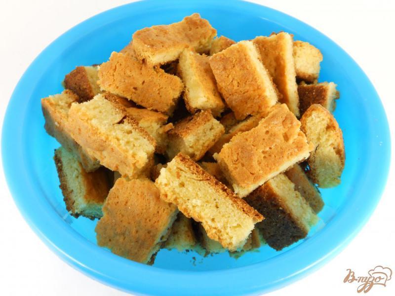 Фото приготовление рецепта: Торт «Пломбир» шаг №5