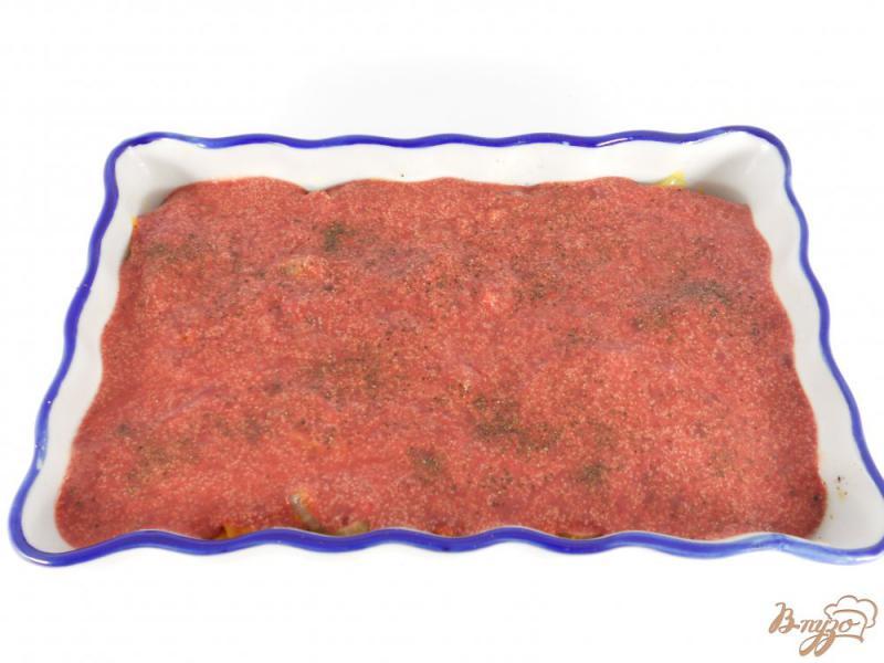 Фото приготовление рецепта: Печень по-царски шаг №5